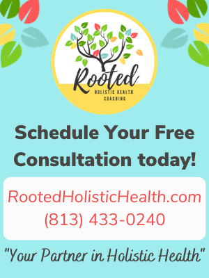 Schedule your free consultation with Rooted Holistic Health