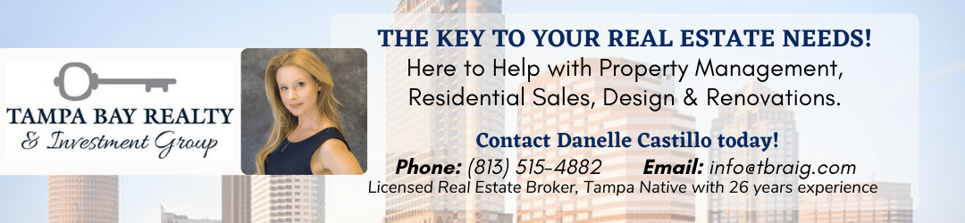 Tampa Bay Realty The Key to your Real Estate needs