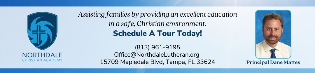 Banner Ads for Northdale Lutheran